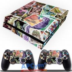 Vinilo Playstation 4 cogollos marihuana