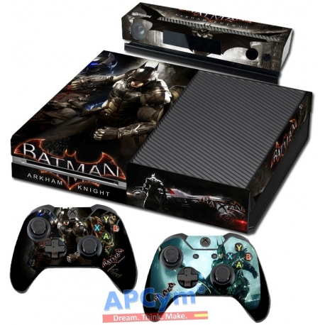 Vinilo Xbox One batman arkham knight