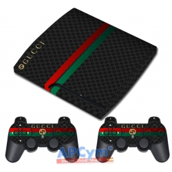 Vinilo PS3 Slim decorativo