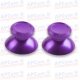 Joysticks de Aluminio PS4 Color lila morado