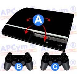 Personaliza tu Consola PS3 fat