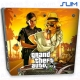 Vinilo PS4 Slim gta v