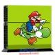 Vinilo Playstation 4 mario yoshi
