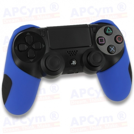 Funda de Silicona Playstation 4 Azul