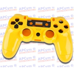 Carcasa Mando PS4 amarilla