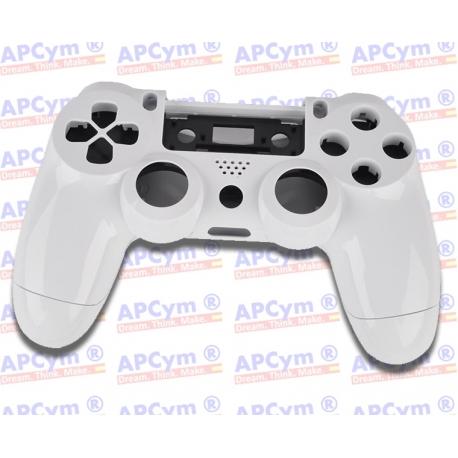 Carcasa Mando PS4 blanca