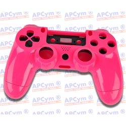 Carcasa Mando PS4 rosa fucsia