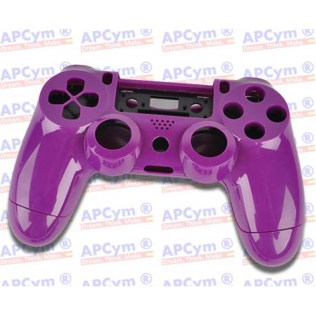 Carcasa Mando PS4 morada lila