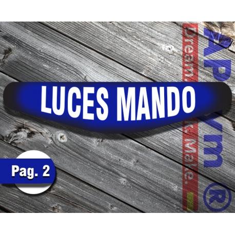 Luces Mando PS4 Pag. 2