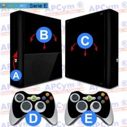 Personaliza tu Consola Xbox 360 serie e