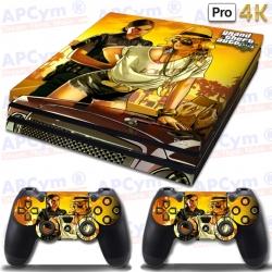 Vinilo PS4 pro gta v