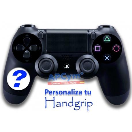 personalizar Handgrip Vinilo Playstation 4