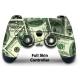 Vinilo para Mando Completo PS4 billetes dolares