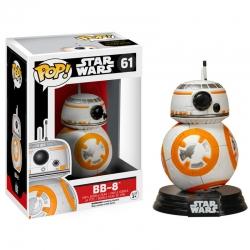 Bobble Head Clone Trooper Star Bobble Head BB-8 Star Wars Episodio VII Figura Funko POP! Vinyl
