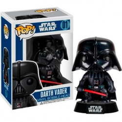 Darth Vader Star Wars Figura Funko POP! Vinyl