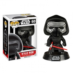 Kylo Ren Star Wars Episodio VII Capucha Figura Funko POP! Vinyl