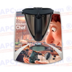 Vinilo Thermomix TM31 Chef Ratilla