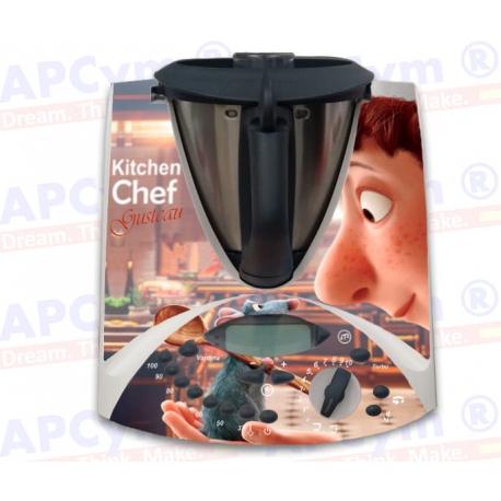 Vinilo Thermomix TM31 Chef Ratilla