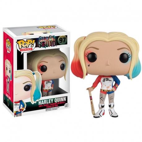 Escuadron Suicida Harley Quinn Figura Funko POP! Vinyl