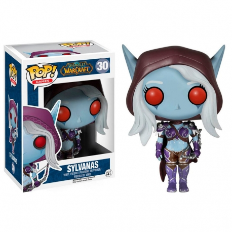 World of Warcraft Lady Sylvanas Figura Funko POP! Vinyl