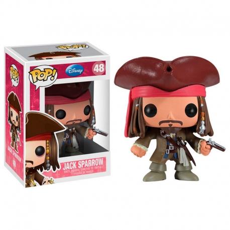 Jack Sparrow Disney Figura Funko POP! Vinyl
