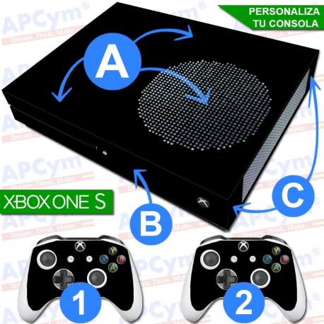 Personalizar Xbox One S con Vinilo