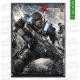 Vinilo Xbox One slim gears of war