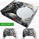 Vinilo Xbox One Slim Gears Of War 4