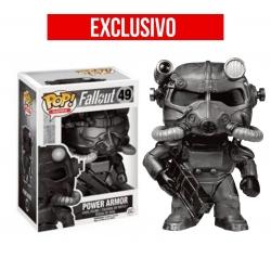 EDICION LIMITADA Fallout Power Armor Black Figura Funko POP! Vinyl