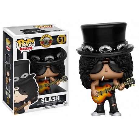 slash Figura Funko POP! Vinyl