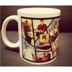 Taza GTA V Grand Theft Auto V