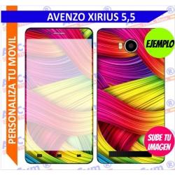 Vinilo para Movil Avenzo Xirius 5,5