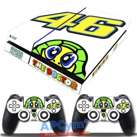 Vinilo Playstation 4 Rossi Tortuga 46