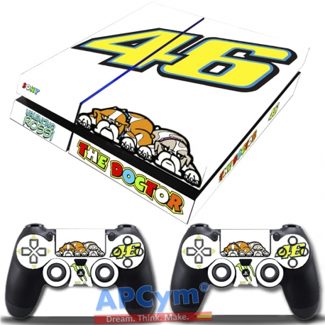 Vinilo Playstation 4 Rossi Dogs 46