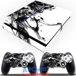 Vinilo Playstation 4 Fat Metal Gear Snake