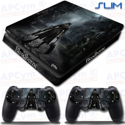 Vinilo PS4 Slim Bloodborne