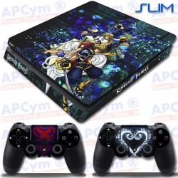 Vinilo PS4 Slim Kingdom Hearts