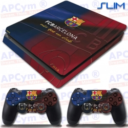 Vinilo PS4 Slim Mes Que Un Club