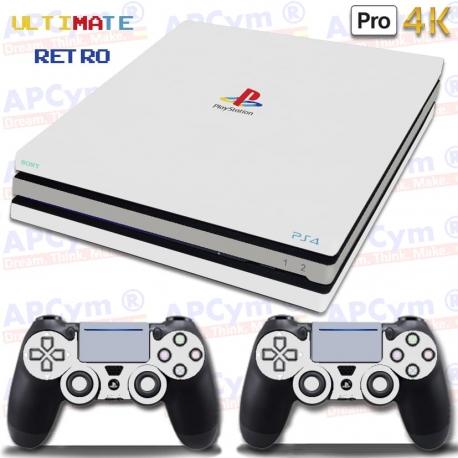 Vinilo PS4 PRO Ultimate Retro Pro
