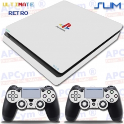 Vinilo PS4 Slim Ultimate Retro