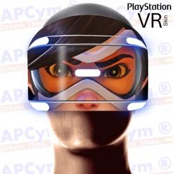 Vinilo para Gafas 3D VR PS4 Overwatch
