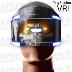 Vinilo para Gafas 3D VR PS4 Scorpion