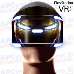 Vinilo para Gafas 3D VR PS4 Iron Man