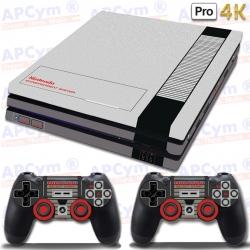 Vinilo PS4 PRO Retro NES