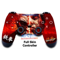 Vinilo para Mando Completo PS4 Tekken