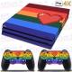 Vinilo PS4 PRO Gaystation 4K