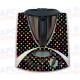 Vinilo Thermomix TM31 Negra Puntos de Colores