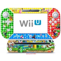 Vinilo Wii U Mario
