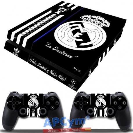 Vinilo Playstation 4 Fat Duodecima Negra