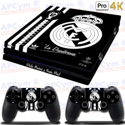 Vinilo PS4 PRO 4K Duodecima black